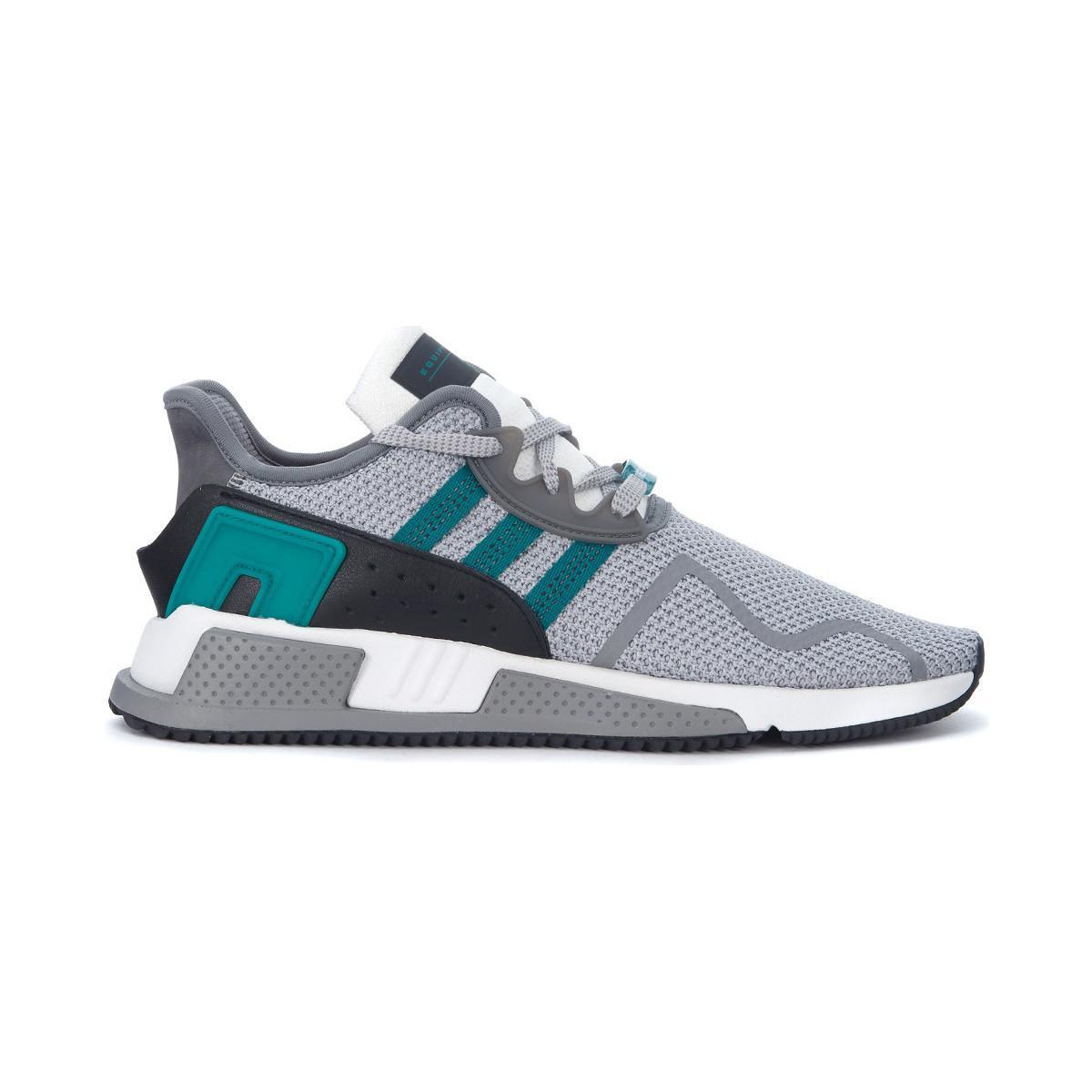 reputable site cadad 66763 adidas Sneaker Eqt Cushion Con Tomaia Knit Grigia Men s Trainers In ...