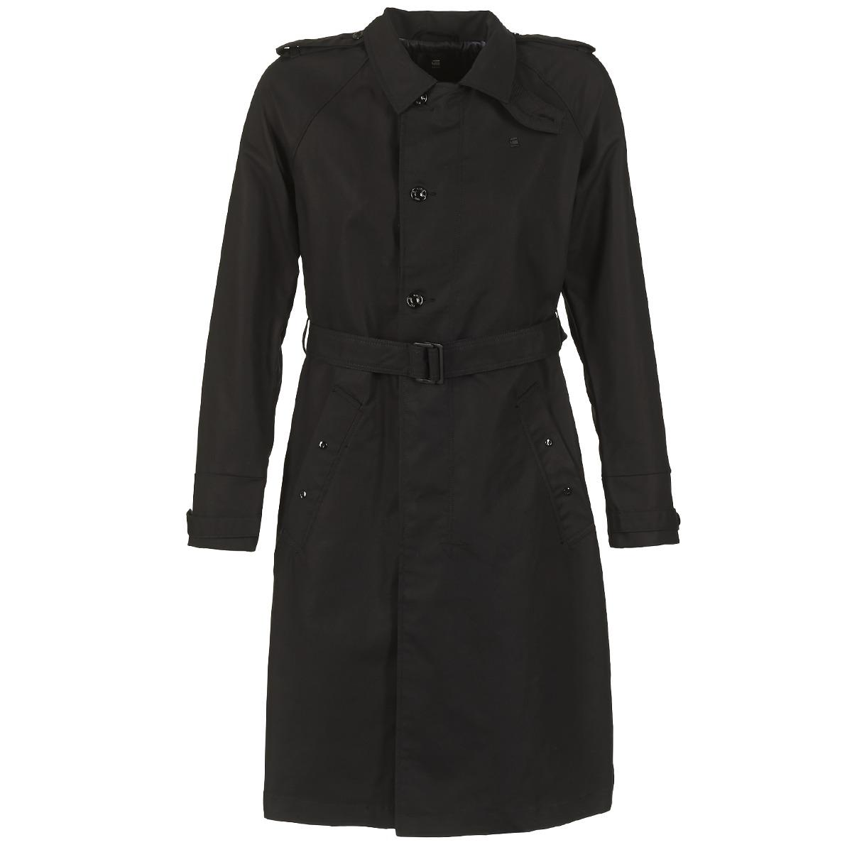 7be7c01d9 G-Star RAW Minor Relax Trench Coat Womens Jackets