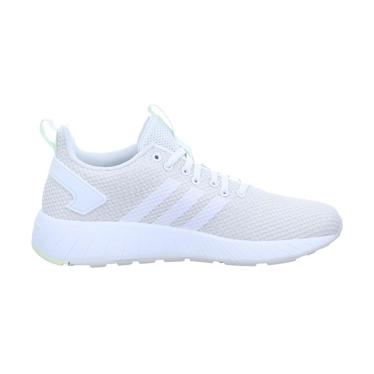 brand new e637c bb52d Adidas - Gray Questar Byd Men s Shoes (trainers) In Grey for Men - Lyst