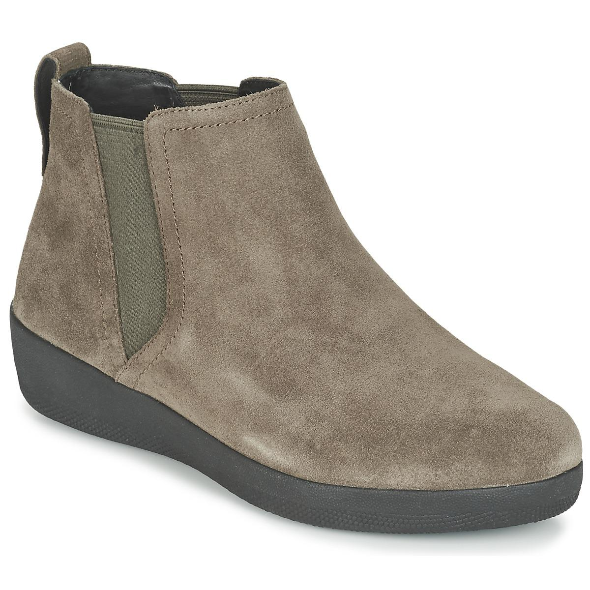 clearance cheap price FitFlop Super Chelsea Boot Suede clearance Cheapest supply for sale Cwm4LWG9