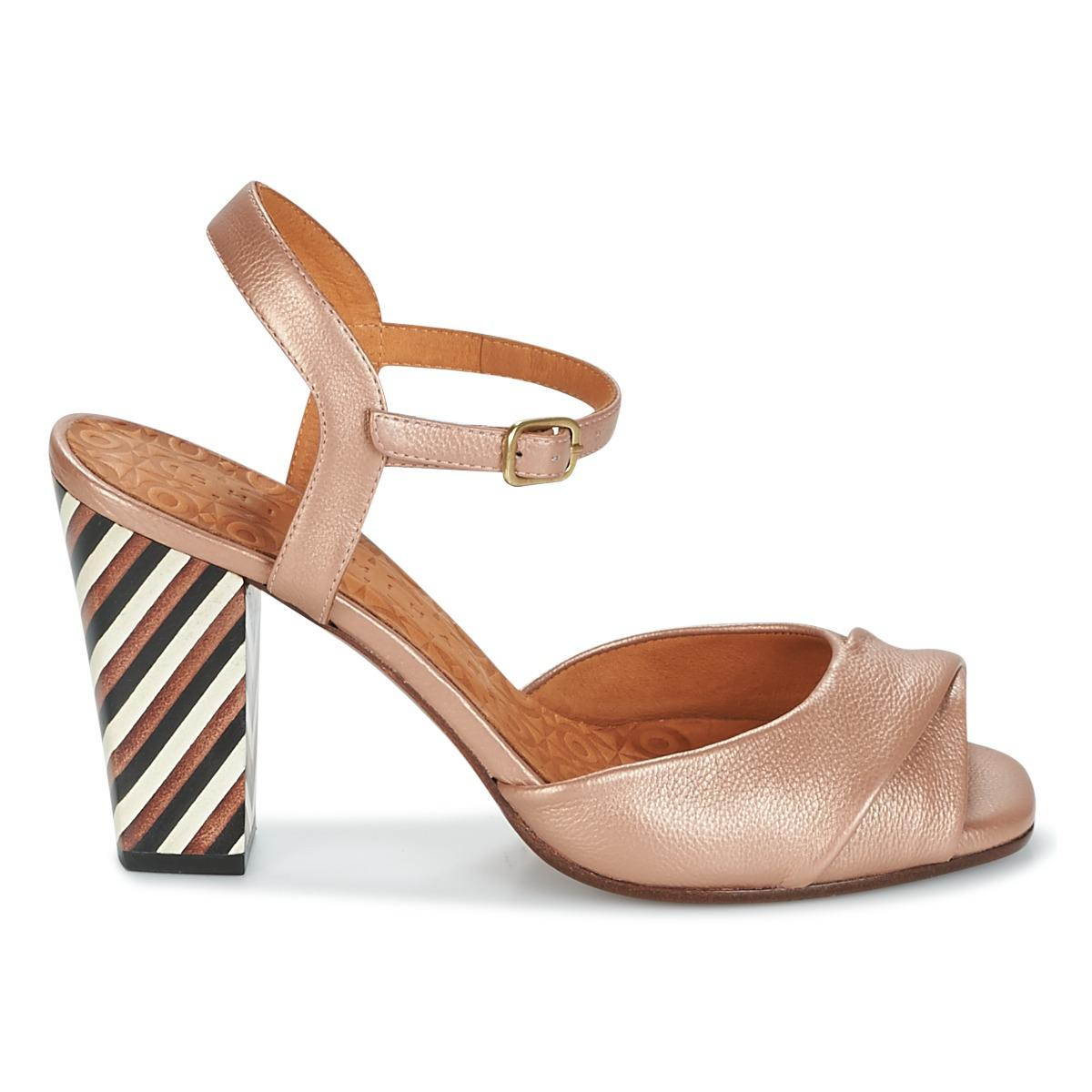 9747cc066ac9c3 Chie Mihara Brial Women s Sandals In Pink in Pink - Lyst