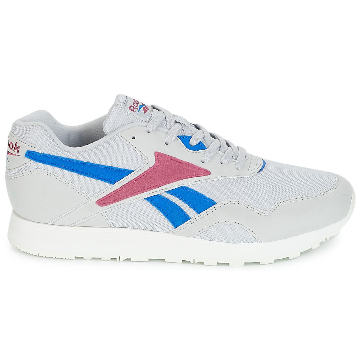 06629f239e8 Reebok - Gray Rapide Mu Shoes (trainers) for Men - Lyst. View fullscreen