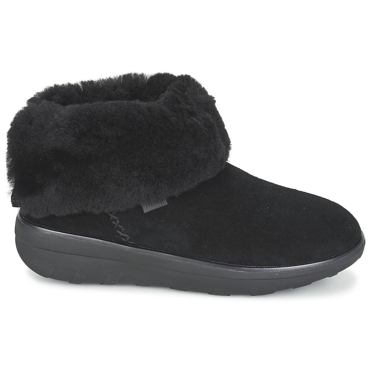 8f2dad40221fac Fitflop - Mukluk Shorty 2 Boots Women s Mid Boots In Black - Lyst. View  fullscreen