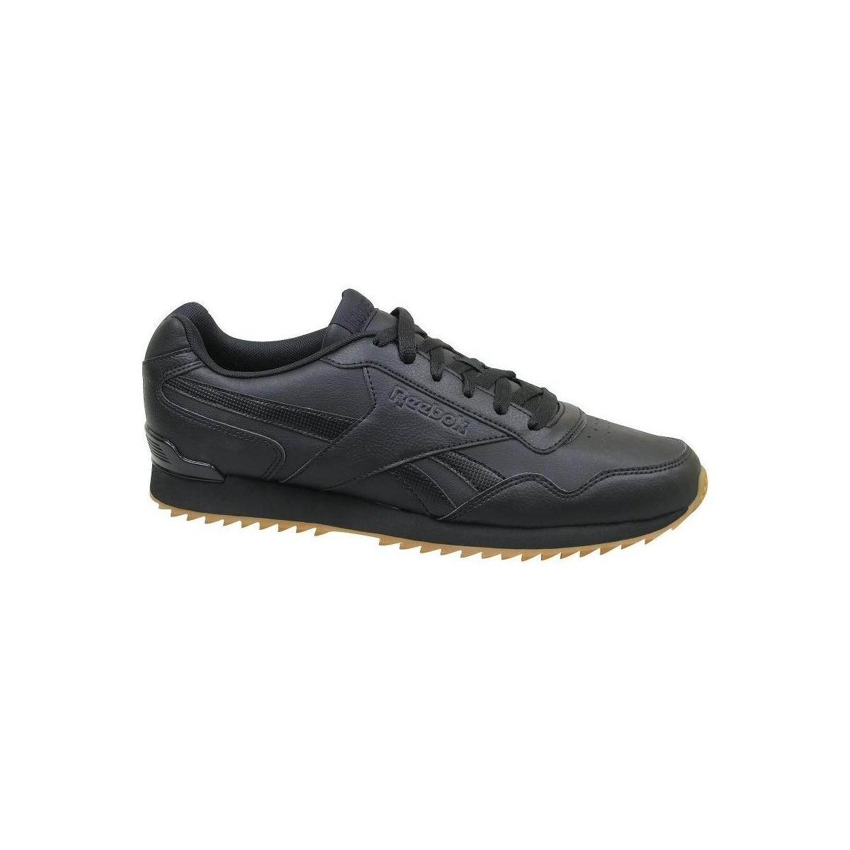 10e9907a260 Reebok Royal Glide Men s Shoes (trainers) In Black in Black for Men ...