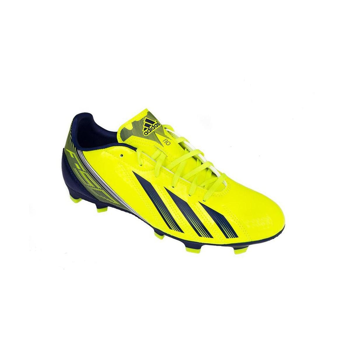 F10 Trx Ag- Yellow football shoes
