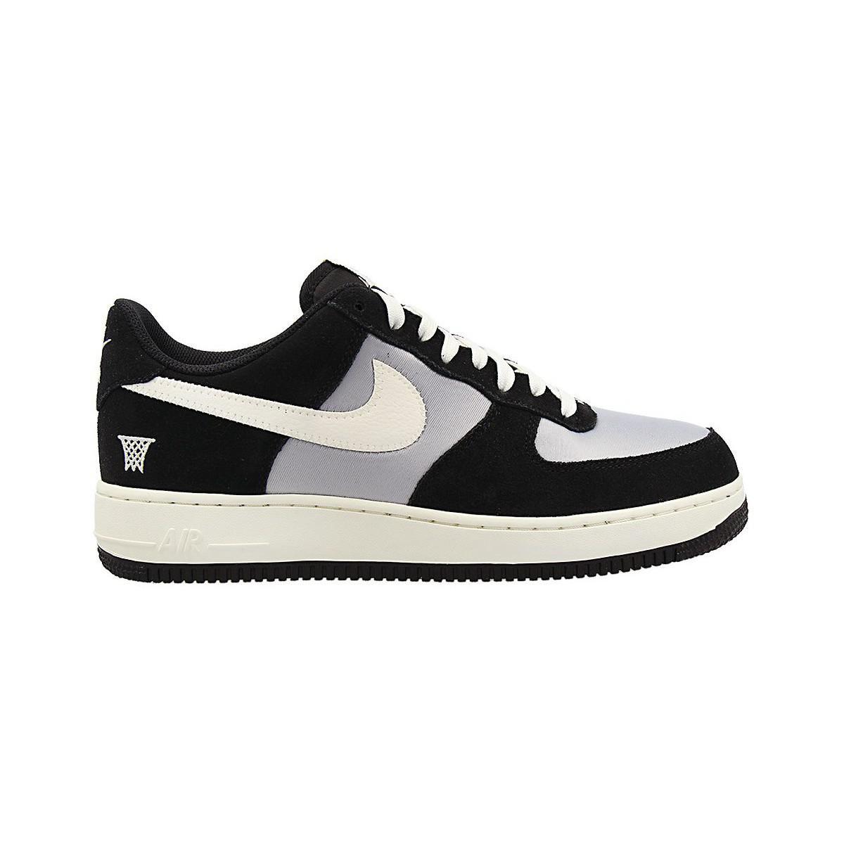 Nike Air Force 1 Hombres Zapatos Instructores En Lyst Gris En Gris Para Hombres Lyst En 934d08