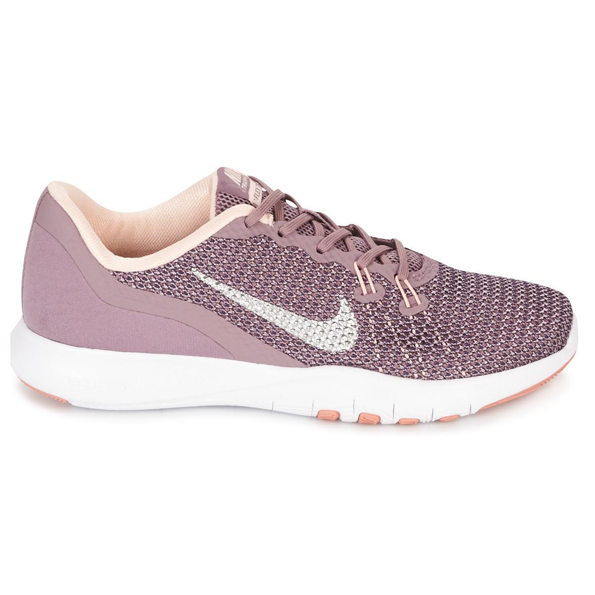 49638c6b0 Nike Flex Trainer 7 Bionic W Women s Trainers In Purple in Purple - Lyst