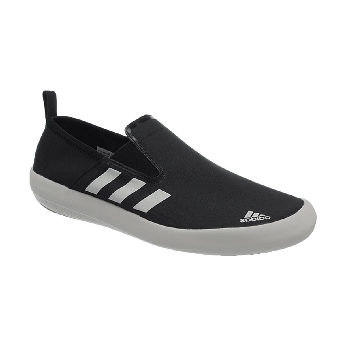 2bda2e81b adidas Boat Slipon Deluxe Men s Slip-ons (shoes) In White in White ...