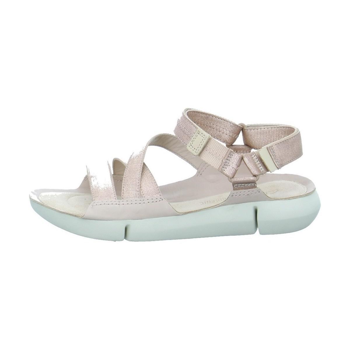 40d28ed6820b6e Clarks Tri Sienna Women s Sandals In Pink in Pink - Lyst