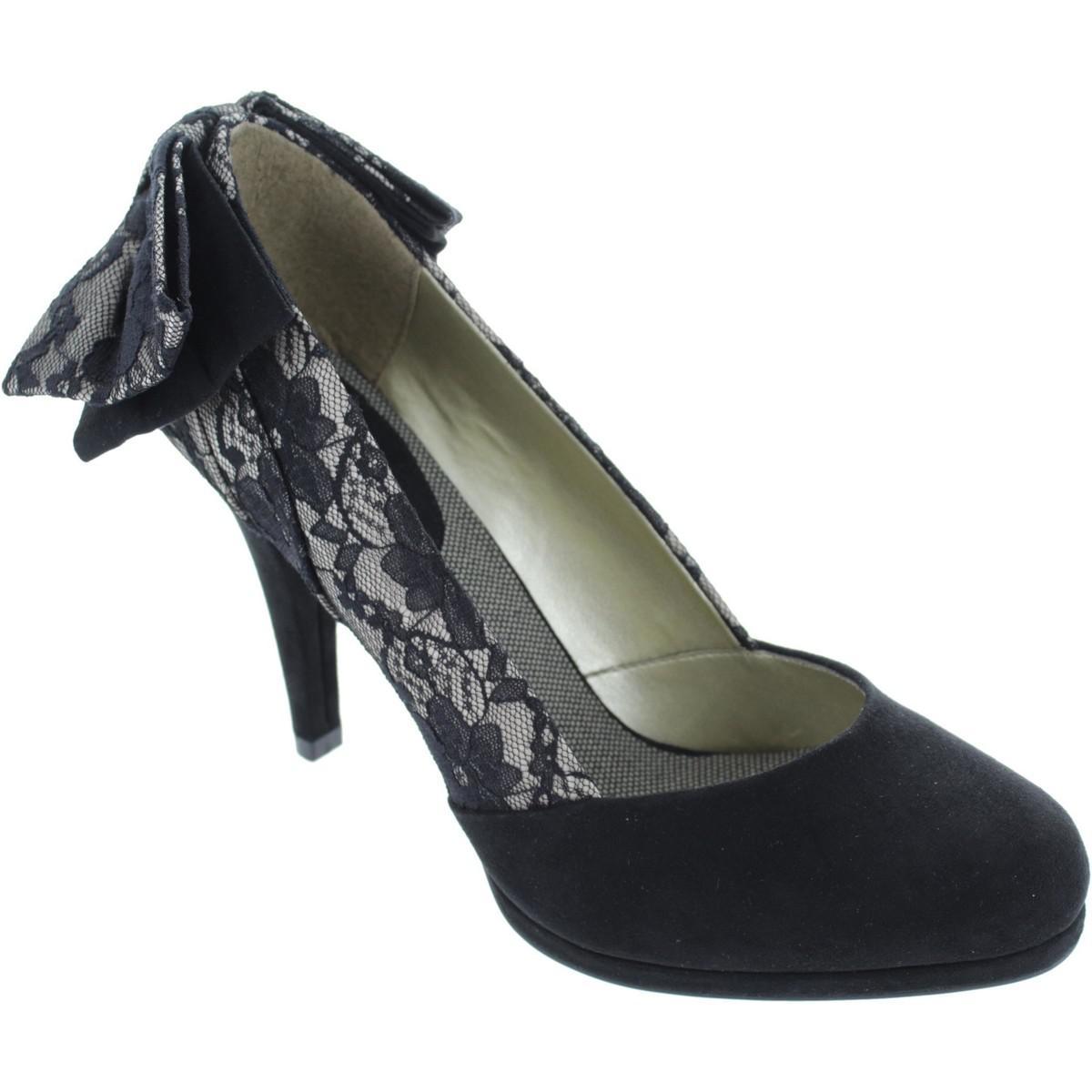 fe8bf763 Ruby Shoo Katie Women's Court Shoes In Black in Black - Lyst