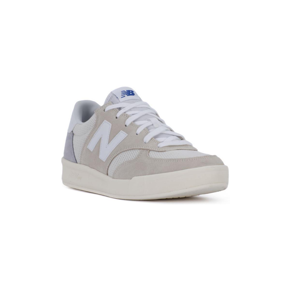a7cc69ba2703f4 New Balance Crt300eo Men s Shoes (trainers) In White in White for ...