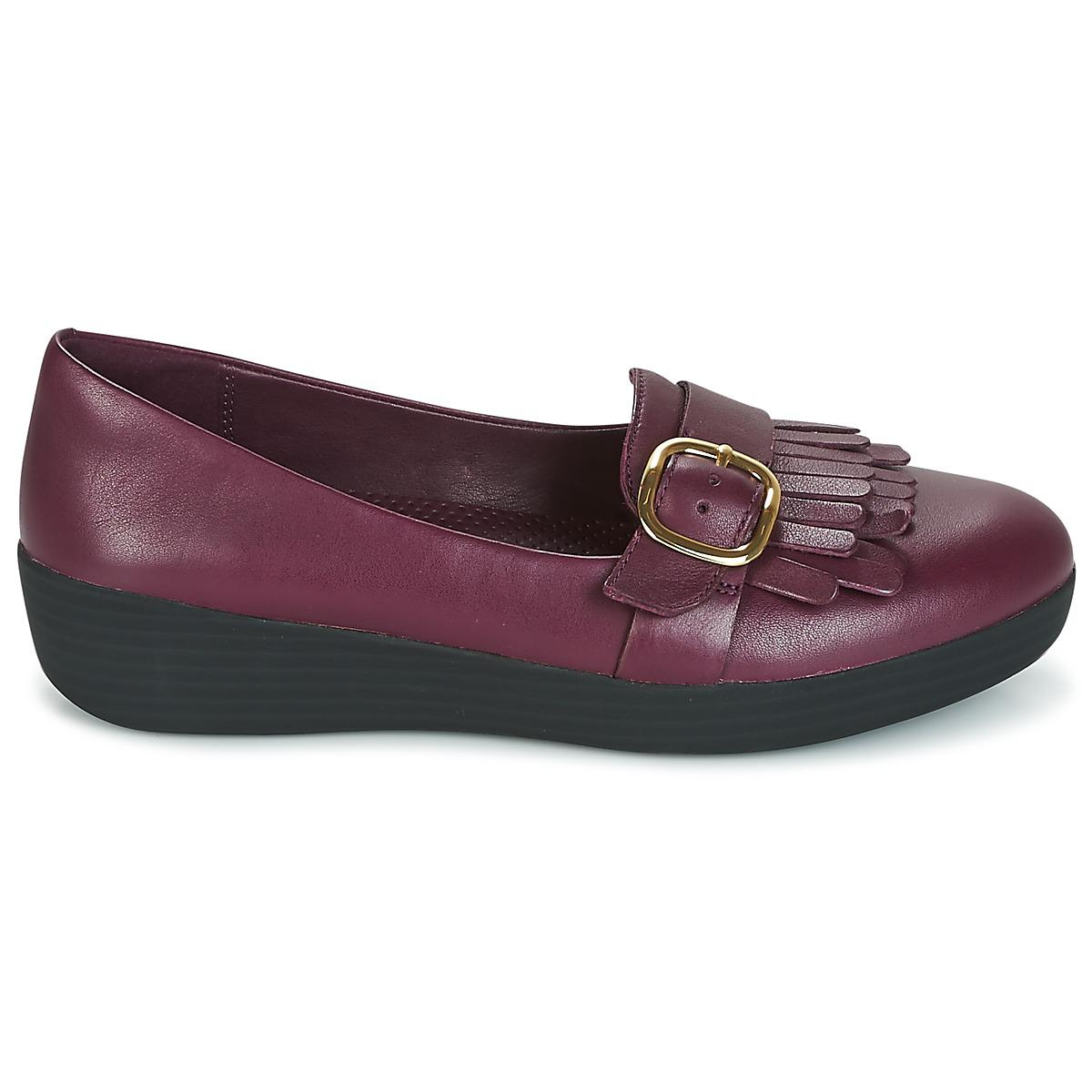 1bc0fb8002663 Fitflop - Purple Loafer moc Women s Loafers   Casual Shoes In Multicolour -  Lyst. View fullscreen