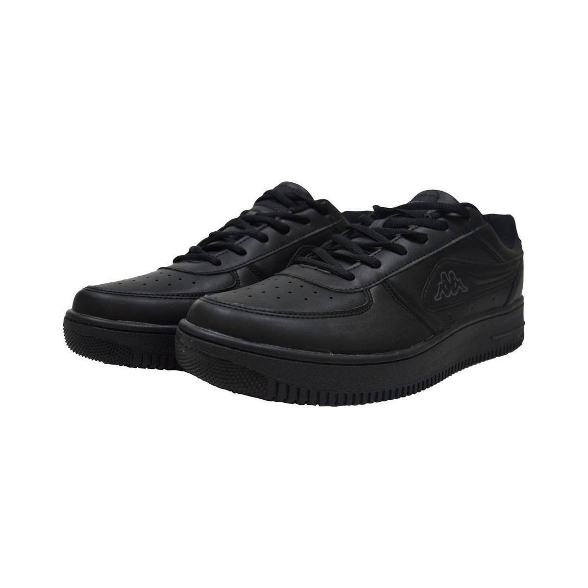 wylot online za pół ponadczasowy design Kappa Bash Men's Shoes (trainers) In Black for men