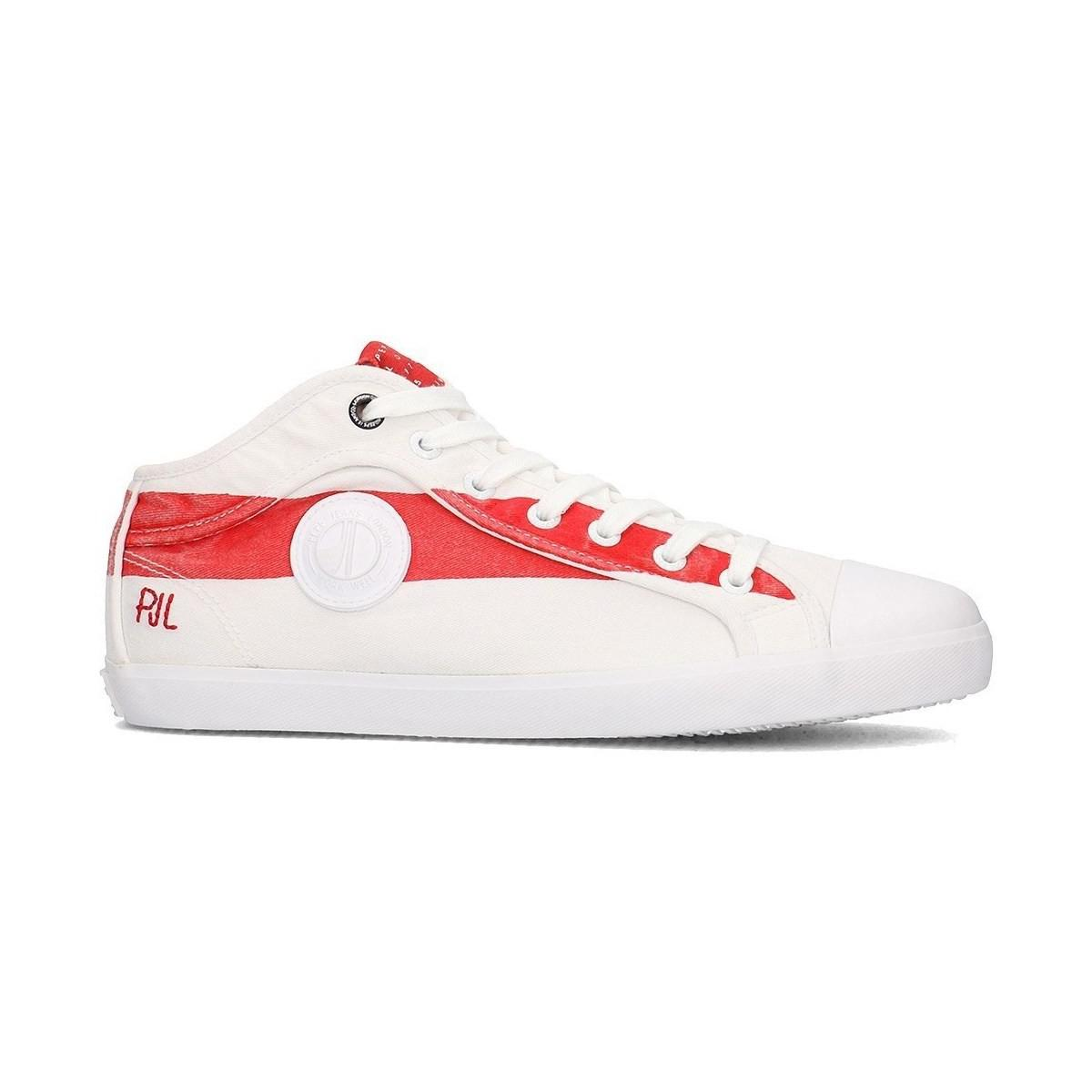 Pepe Jeans IN 45 - Trainers - red aQNKbuIBWG