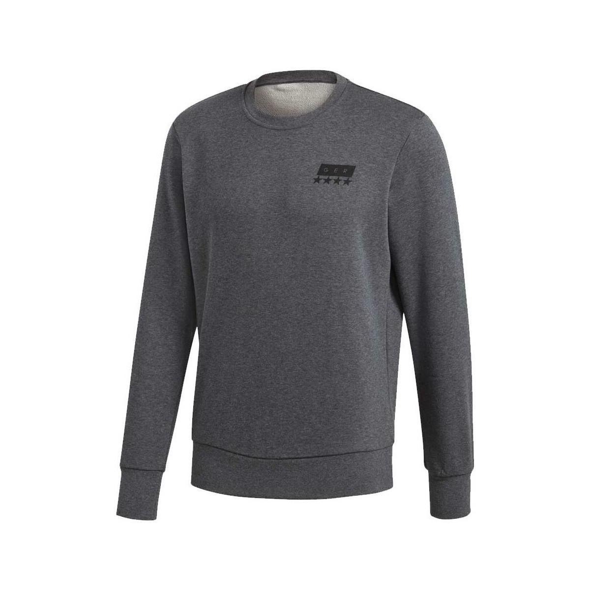 205b1333d adidas 2018-2019 Germany Graphic Crew Sweatshirt Women's Sweatshirt ...