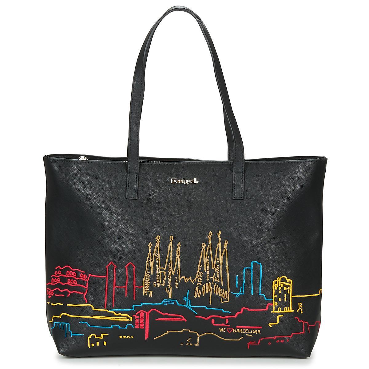 Desigual New Bolimania City Redmond Women s Handbags In Black in ... 83db2f2079c26