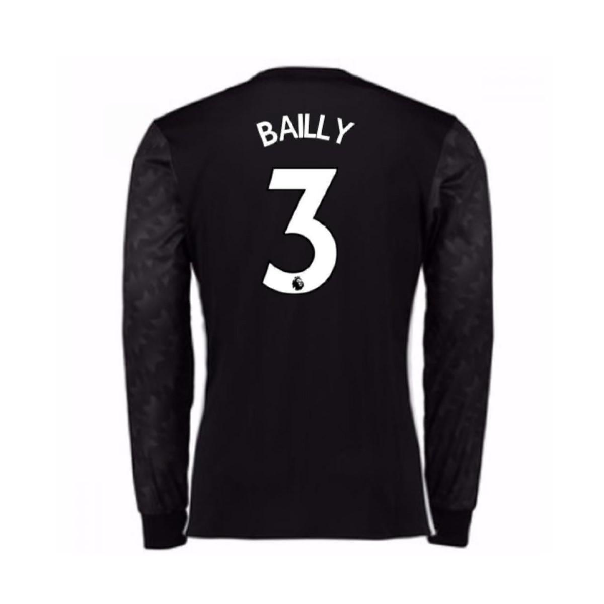 93e0fca06 Adidas - 2017-18 Man Utd Away Long Sleeve (bailly 3) Men s In. View  fullscreen