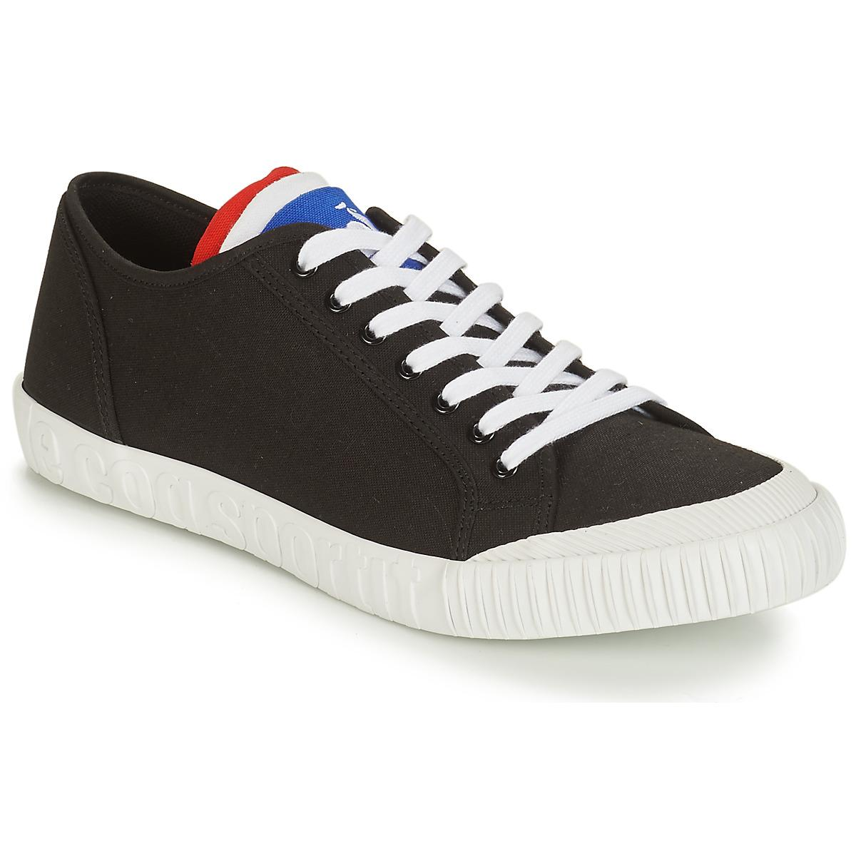 faf56bb2cb9 Le Coq Sportif Nationale Sport Men's Shoes (trainers) In Black in ...