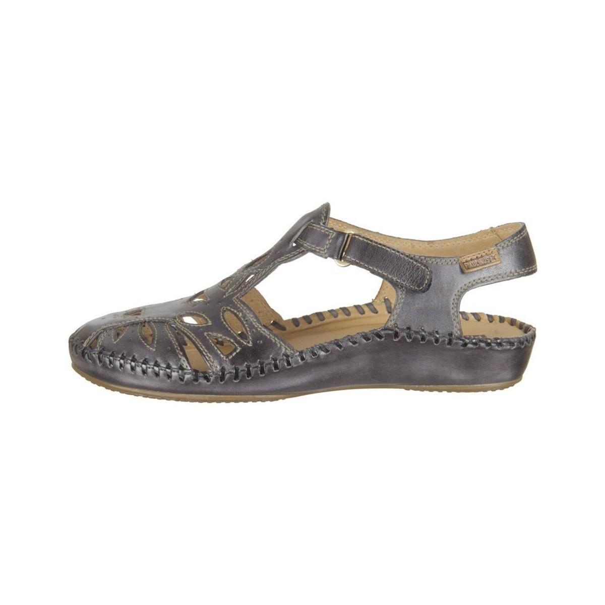 2f2f14aee3d Pikolinos Vallarta Women s Sandals In Multicolour - Lyst