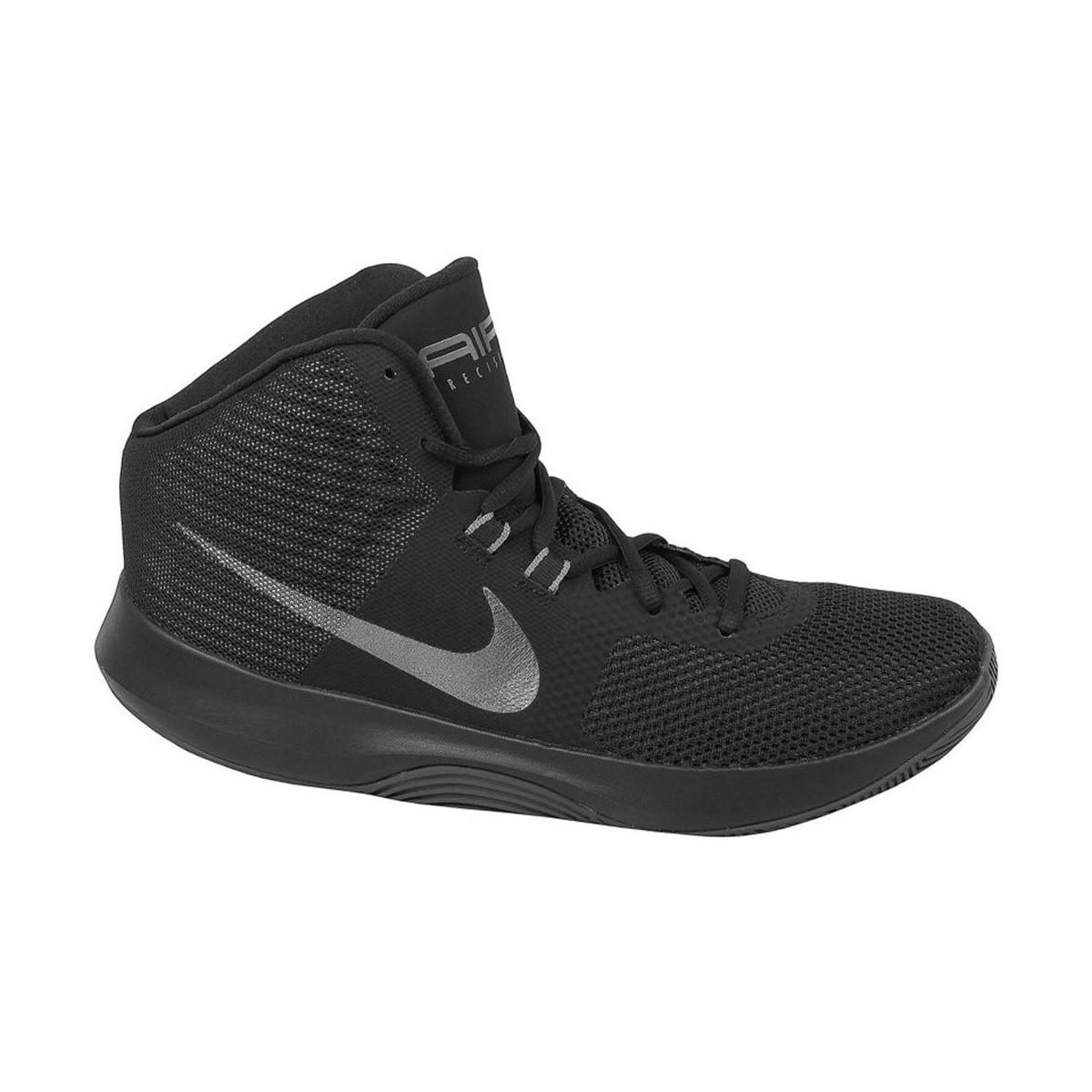 6253ab51c67 Nike Air Precision Nbk Men s Shoes (high-top Trainers) In Black in ...