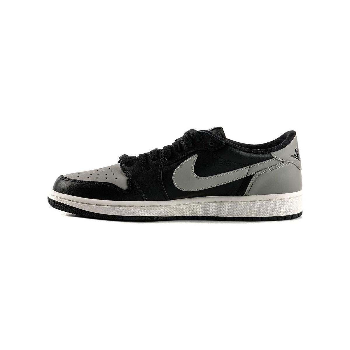 2d7c90bf2b55e8 Nike Air Jordan 1 Retro Low Og Shadow Men s Shoes (trainers) In Grey ...