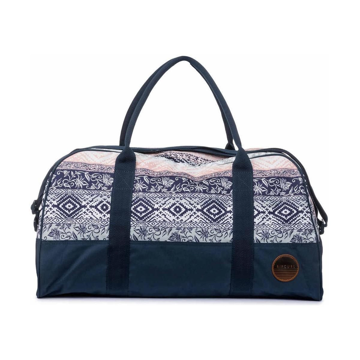 Rip Curl Duffle Hi Desert Women s Travel Bag In Multicolour in Blue ... 776ca399c9