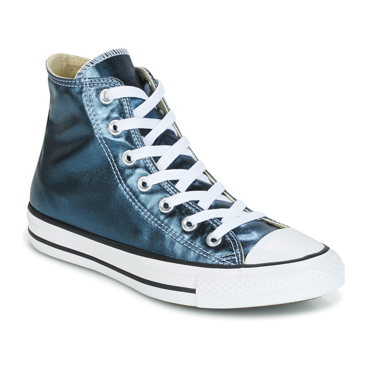 35f9657a1407 Converse Chuck Taylor All Star Metallic Canvas Hi Metallic Canvas Hi ...