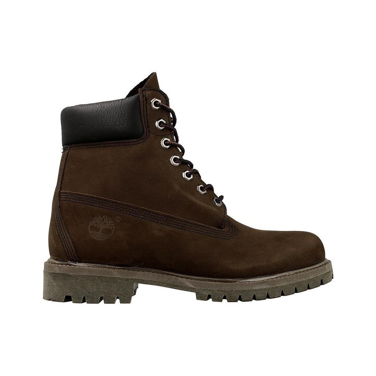 Timberland AF 6IN Prem BT Brown Boots  Men