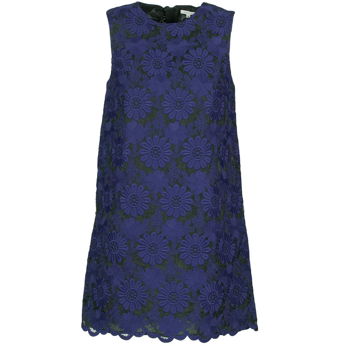 0d14cc61470 Manoush African Robe Women s Dress In Blue in Blue - Lyst