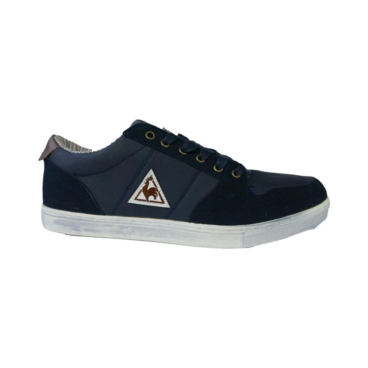 c5fd682d3933 Le Coq Sportif Bronne Low Sr Men s Shoes (trainers) In Black in ...