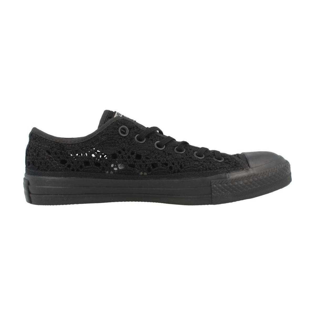 45f392488d0790 Converse Ct Specialty Ox Women s Shoes (trainers) In Black in Black ...
