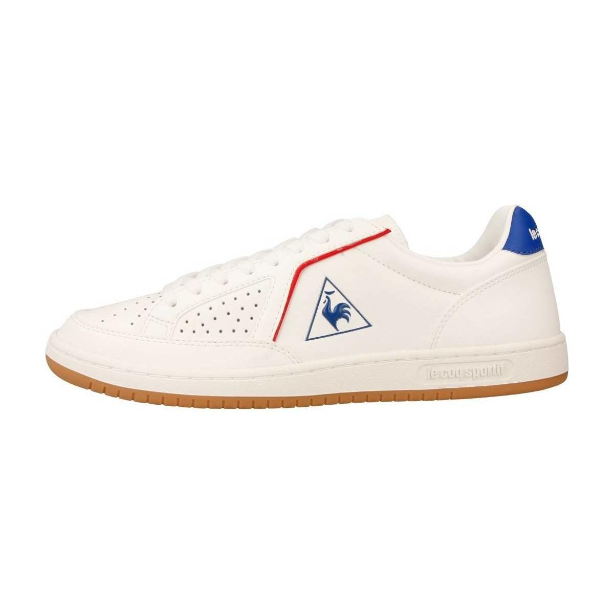3ed387e36337 Le Coq Sportif Icons Lea Sport Gum Men s Shoes (trainers) In White ...