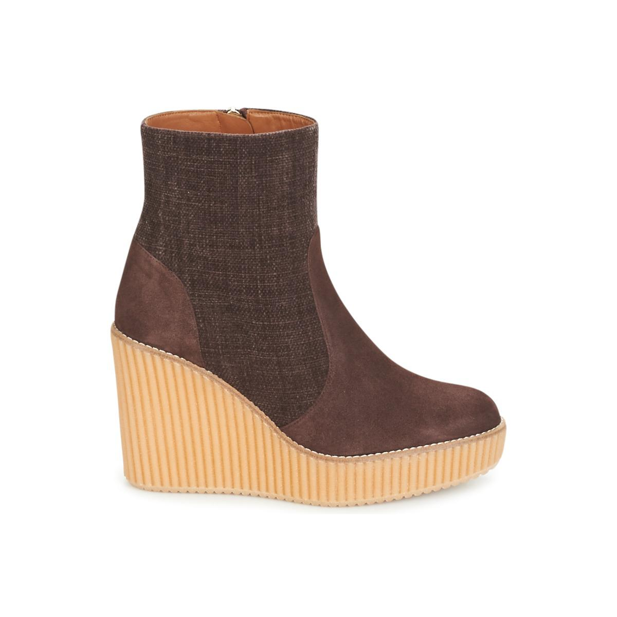2be82c73ea5c Castaner - Brown Quilmes Mid Boots - Lyst. View fullscreen