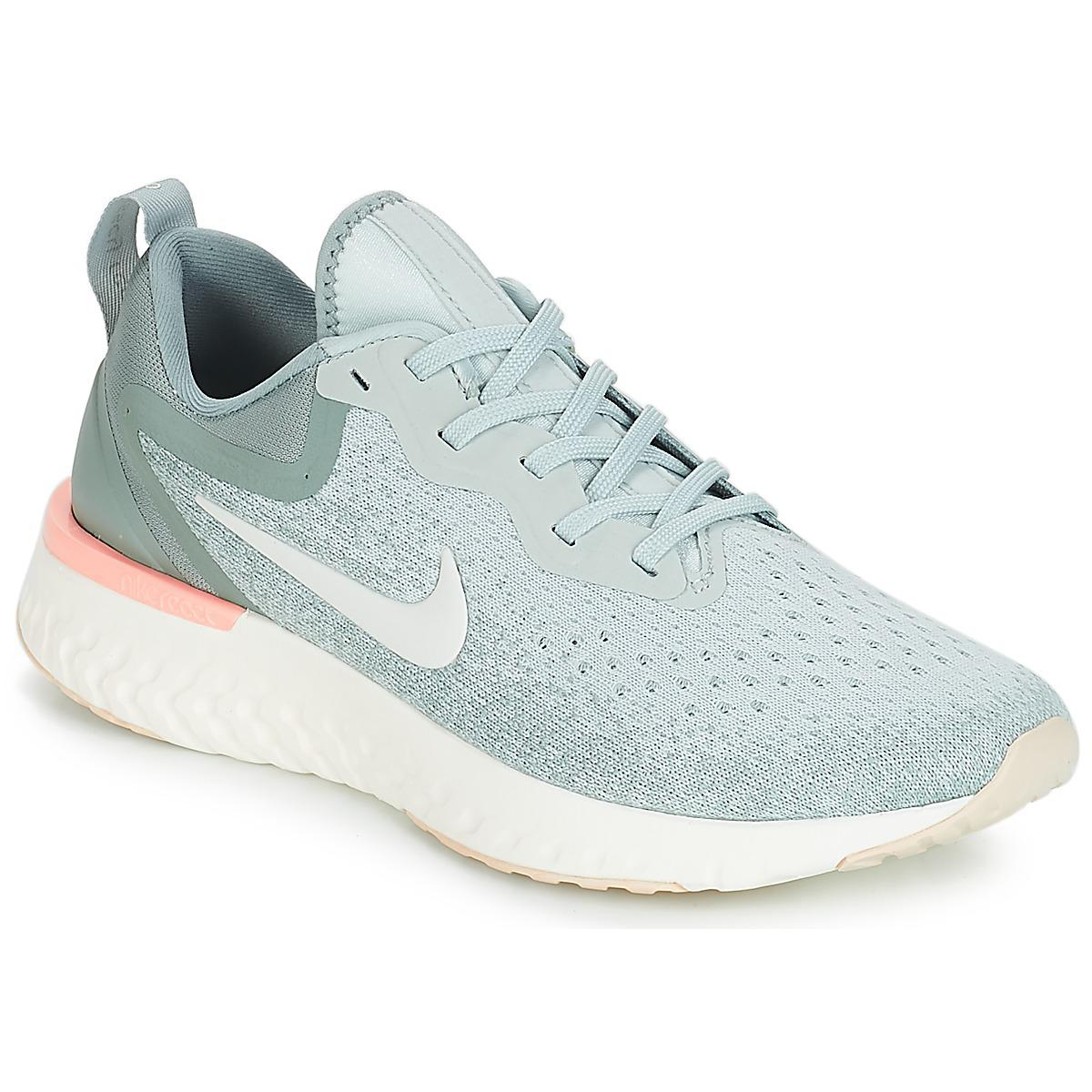abc9891c1c337 Nike Odyssey React Women s Running Trainers In Grey in Gray - Lyst