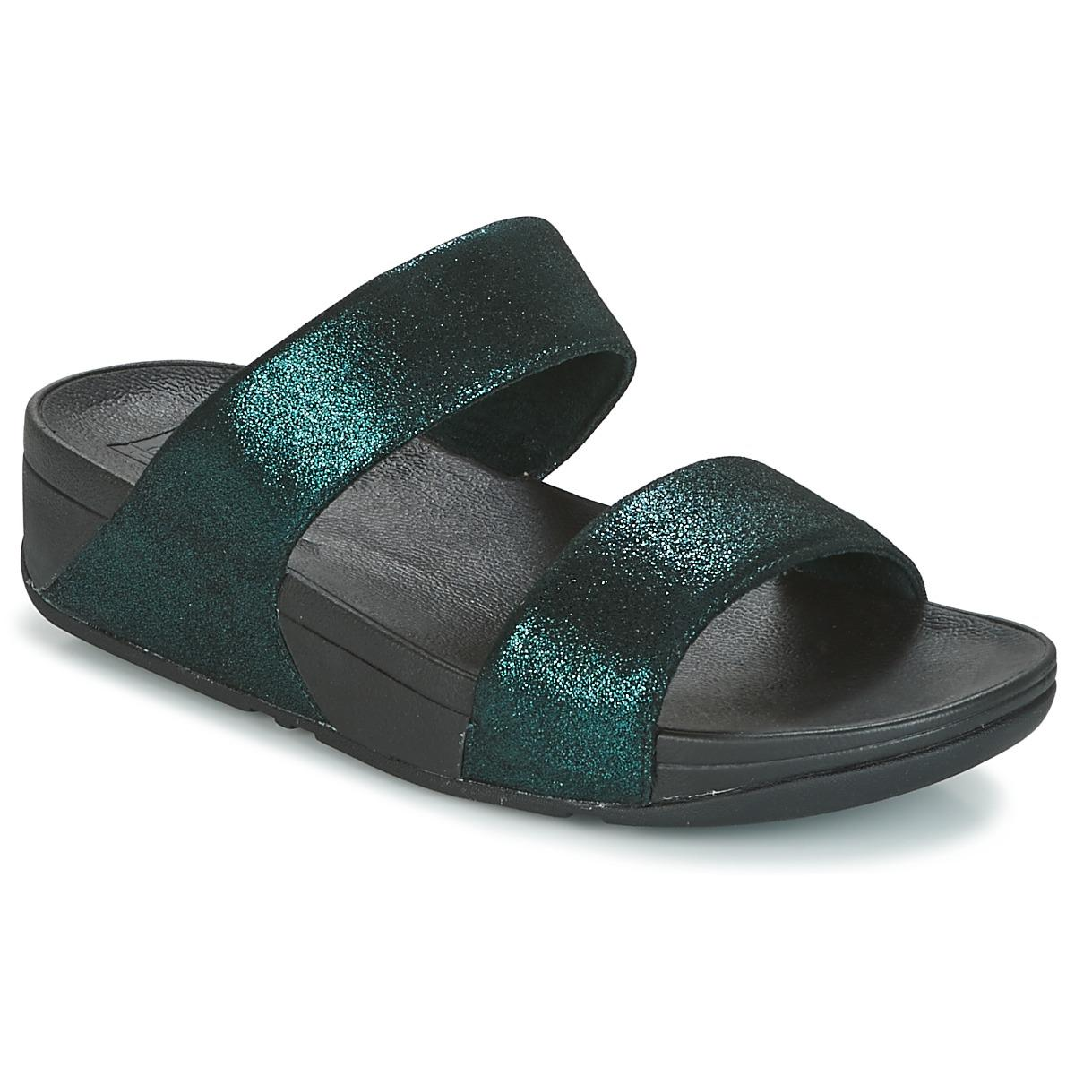 Fitflop  Slide Women's Mules|Casual Shoes In Green