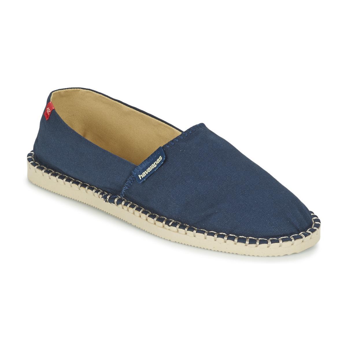 8142317b46 Havaianas Origine Iii Men s Espadrilles   Casual Shoes In Blue in ...