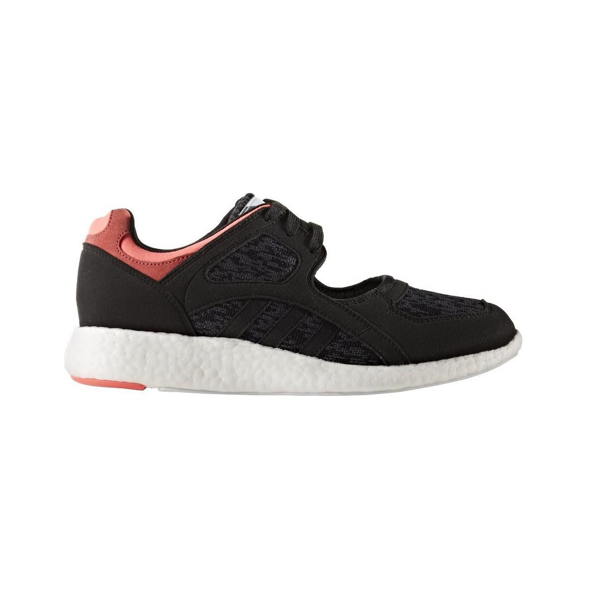 half off 78173 15e3c adidas. Eqt Racing 9116 Black Womens Shoes (trainers) In White