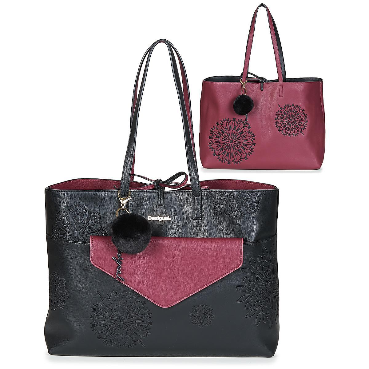 2b1e6ba584 Desigual Bols Aleida Seattle Wallet Women s Shopper Bag In Black in ...