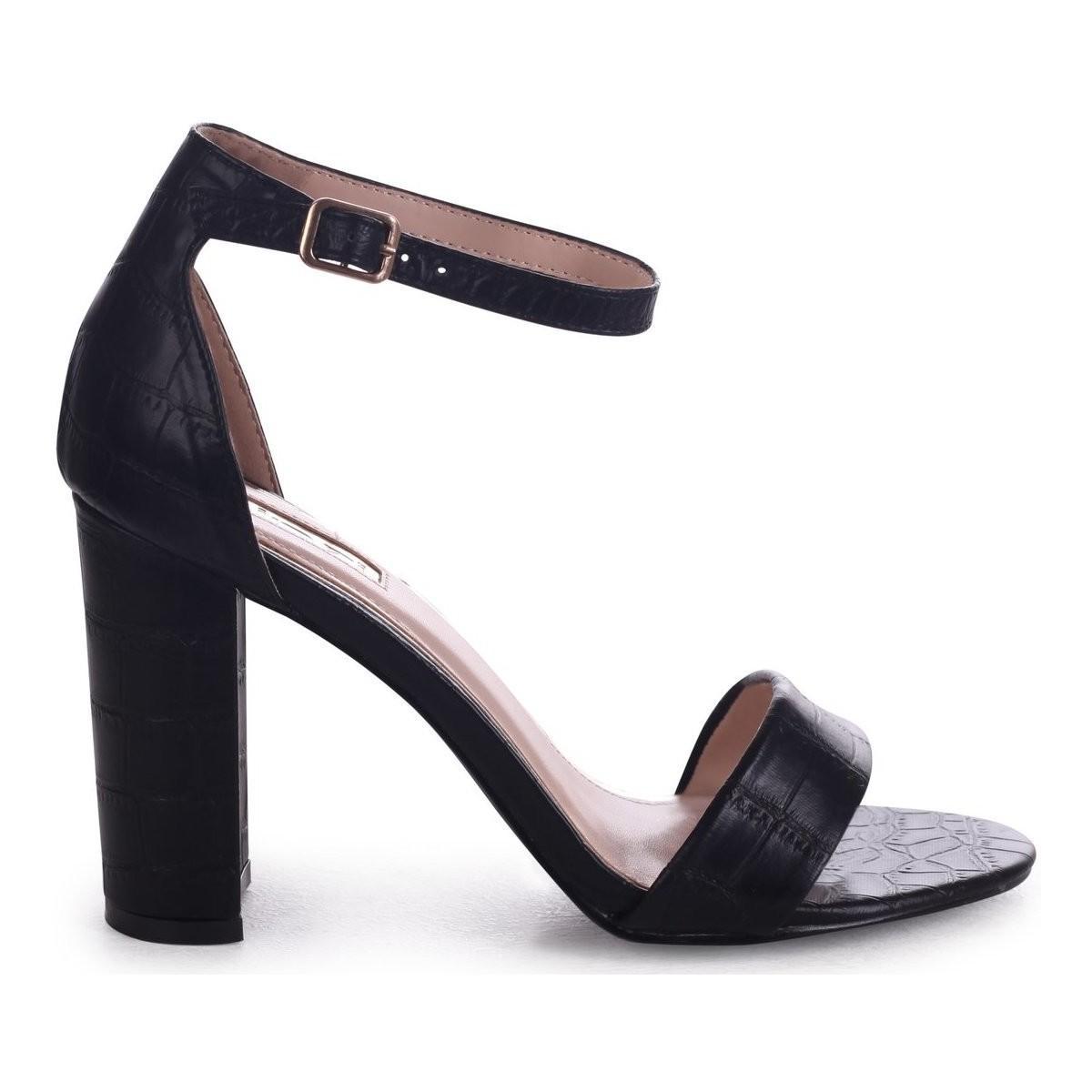 cb848bd98e Linzi Nelly Women's Sandals In Black in Black - Lyst