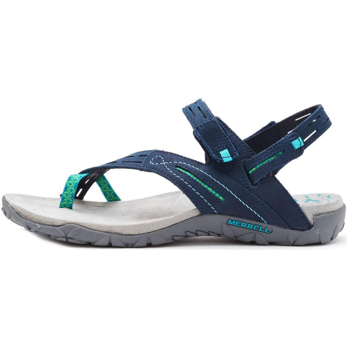 d9ffaca93351 Merrell - Terran Convertible Ii Women Sandals In Navy Blue J54818 Women s  Sandals In Blue -. View fullscreen