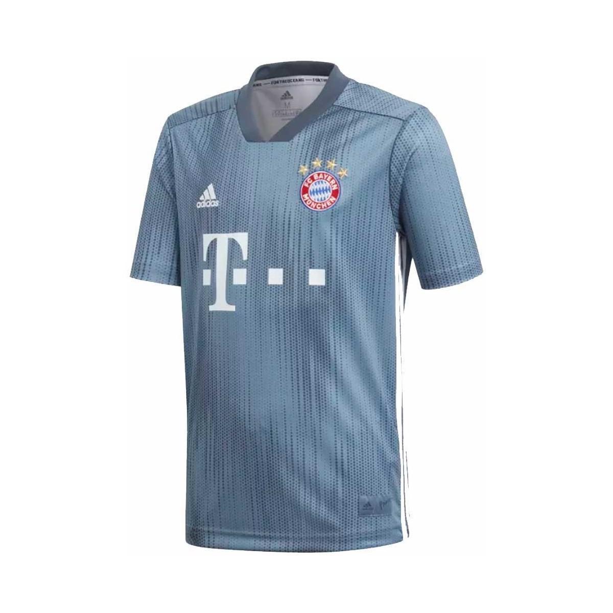 separation shoes 80c5b 1ddc3 Nike 2018-19 Bayern Munich Third Shirt (neuer 1) - Kids ...