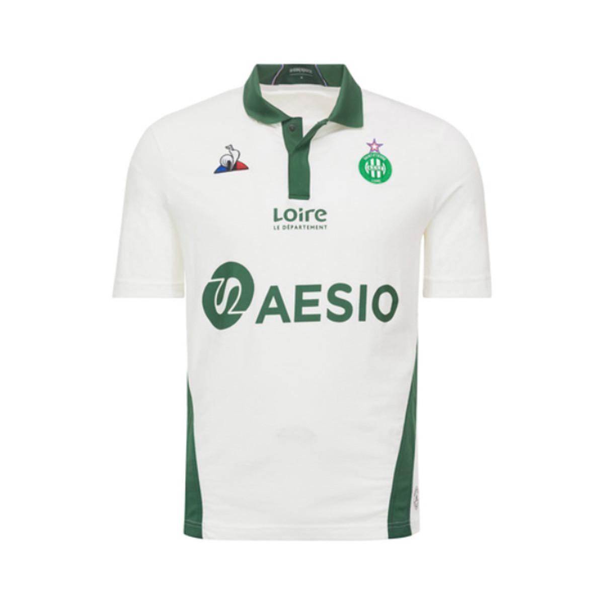 Le Coq Sportif. 2018-2019 St Etienne Away Football Shirt Women s T ... 1ae99d834