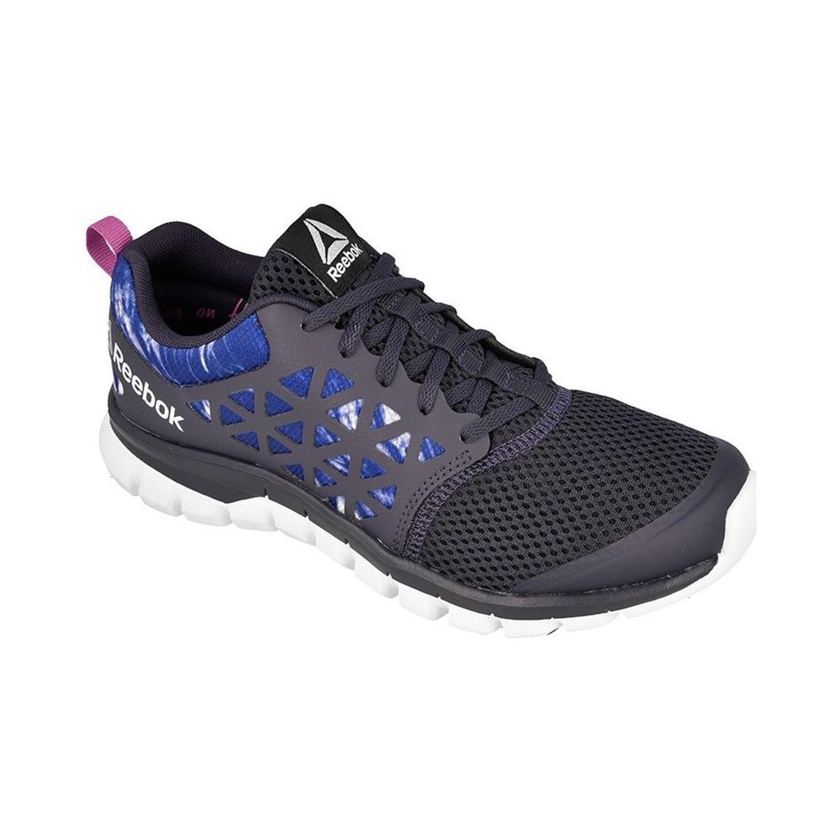 8ce5b1605e48 Reebok - Sublite Xt Cushion 20 Mt W Women s Shoes (trainers) In Purple -.  View fullscreen
