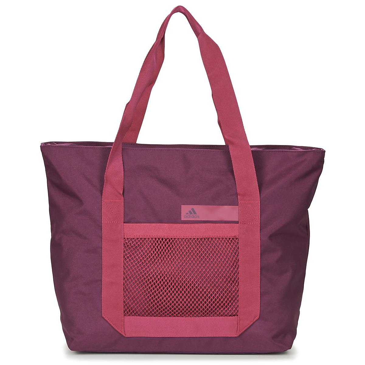 60903c6c62 adidas Good Tote Sol Women s Shopper Bag In Purple in Purple - Lyst