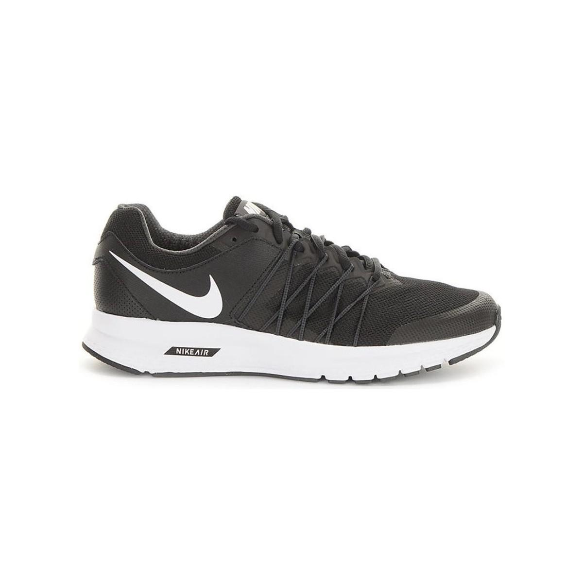 Nike Air Relentless 6 Men s Shoes (trainers) In Black in Black for ... c7f5e46b8