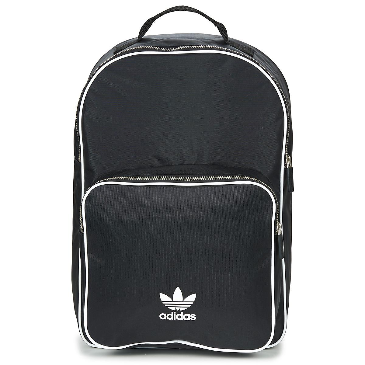 adidas Classic Adicolor Bp Backpack in Black for Men - Lyst 9aa6f8a4e9676
