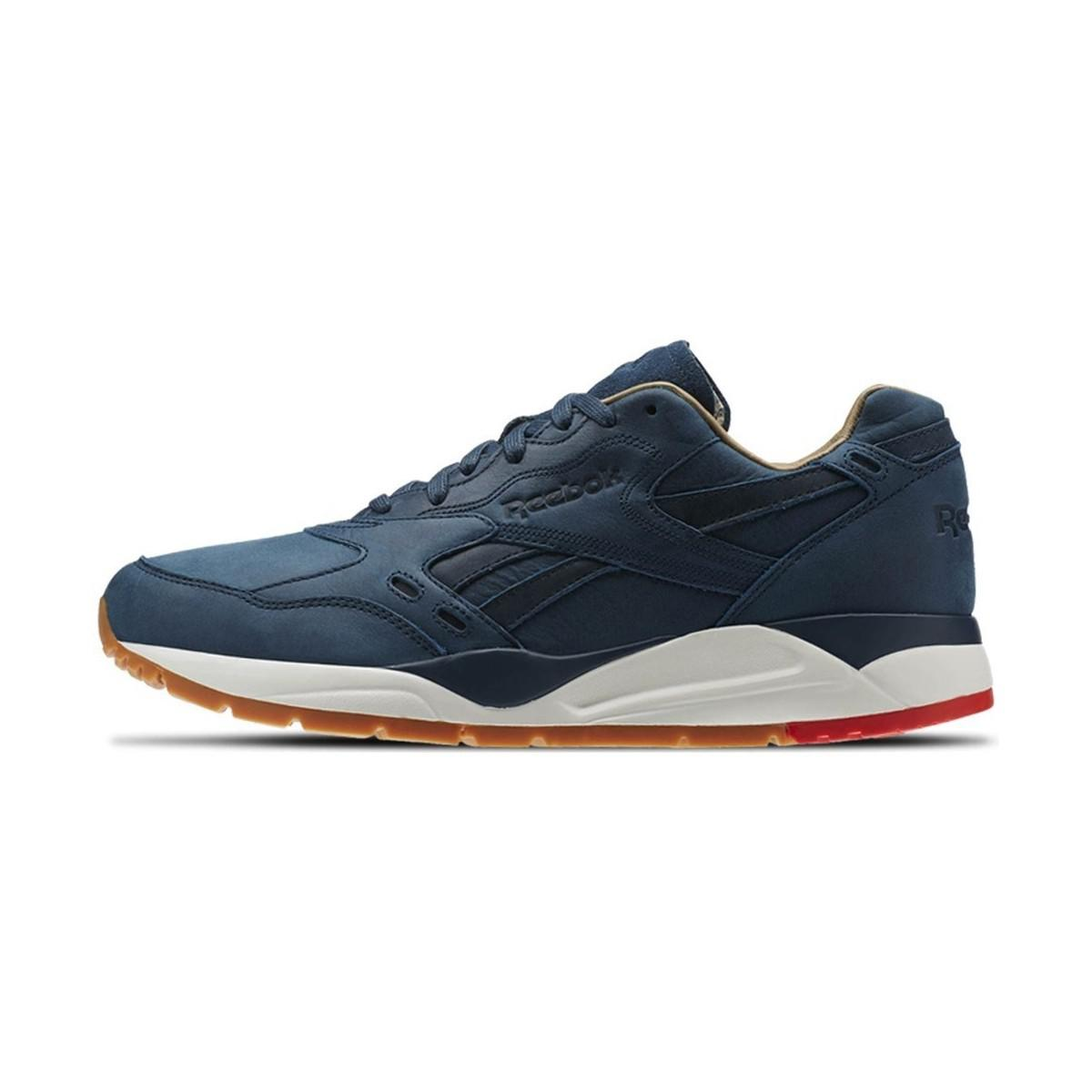 Reebok Bolton Ww Blue Ashes Men s Shoes (trainers) In White in White ... 4d80f6ad4