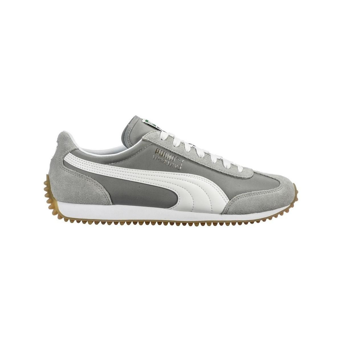 5db6f1640d27a7 Puma Whirlwind Classic Men s Shoes (trainers) In Grey in Gray - Lyst