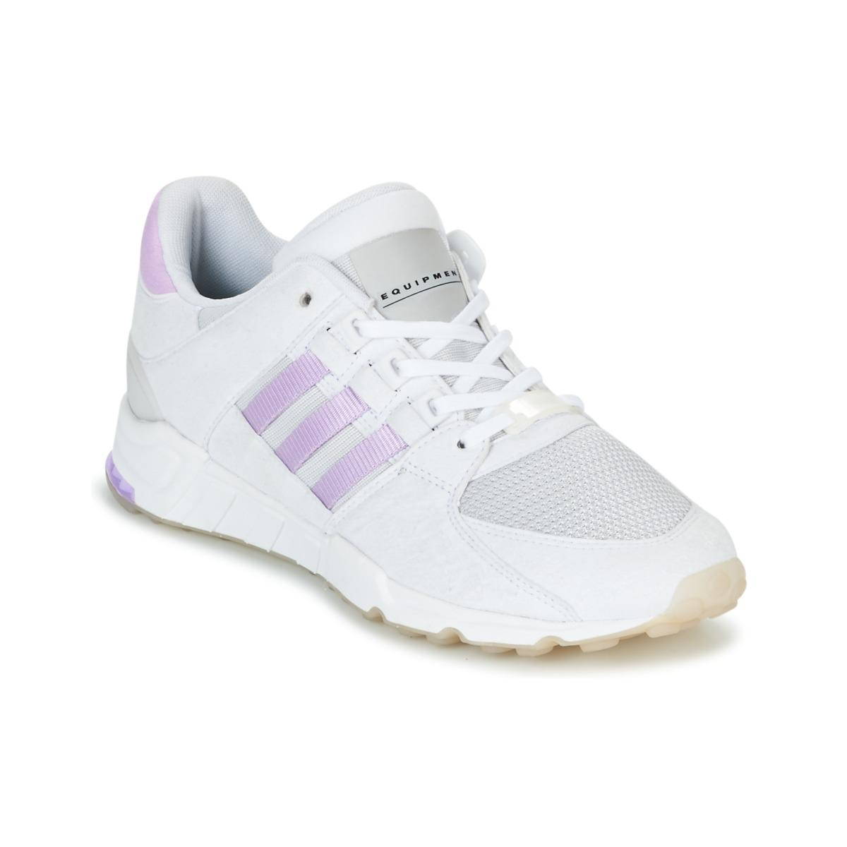 adidas. Women's White Eqt Support Rf W Shoes (trainers)