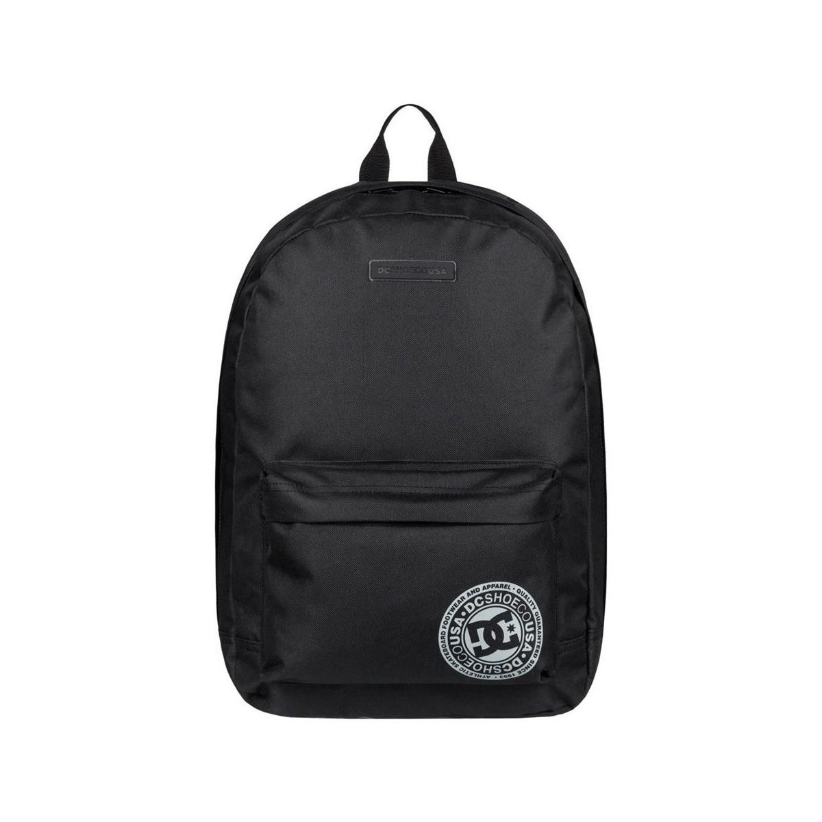 e4f453c7fbc Dc Shoes Backstack Women s Backpack In Black in Black for Men - Lyst